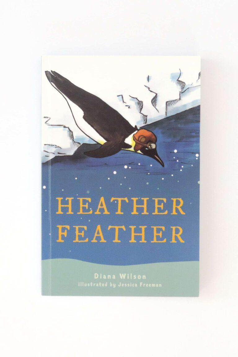 Heather Feather front cover - Port Stephens Koala Sanctuary - Port Stephens Koalas