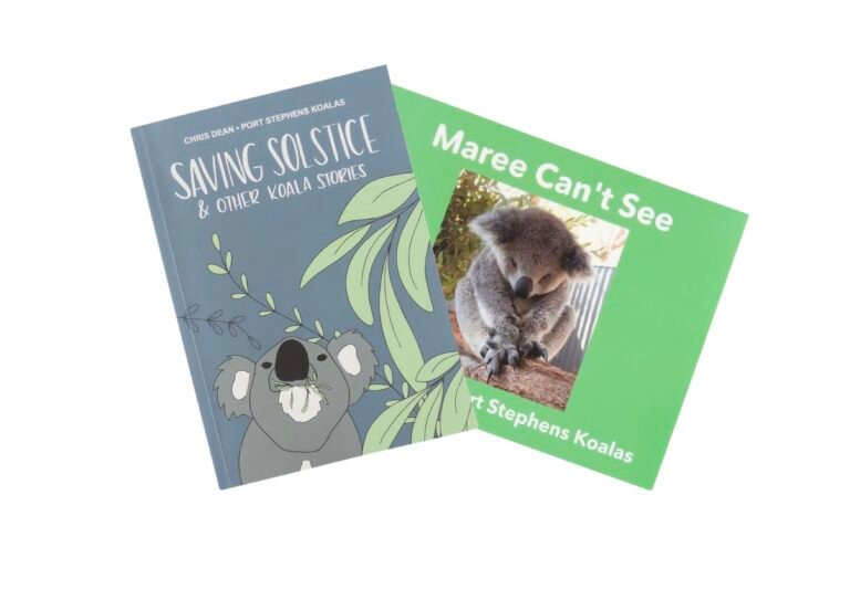 Book bundle - Port Stephens Koala Sanctuary - Port Stephens Koalas